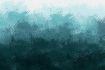 teal gradient background