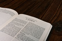 Scripture Titles - 2 John