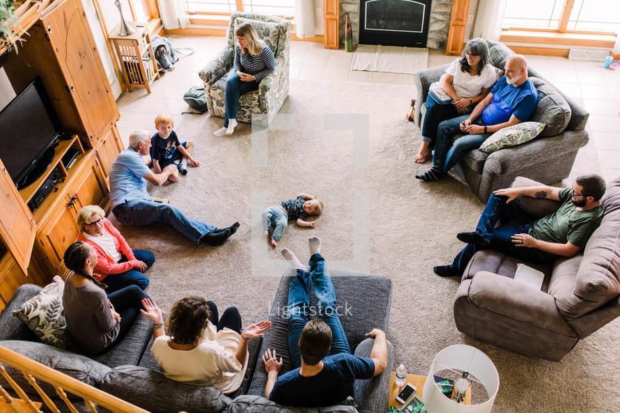 home prayer group