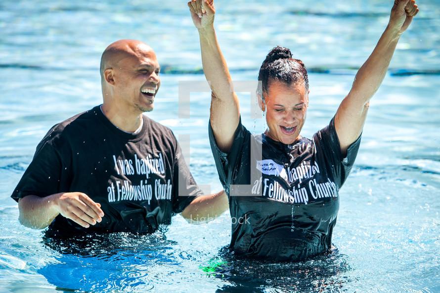 Adult Baptized 24