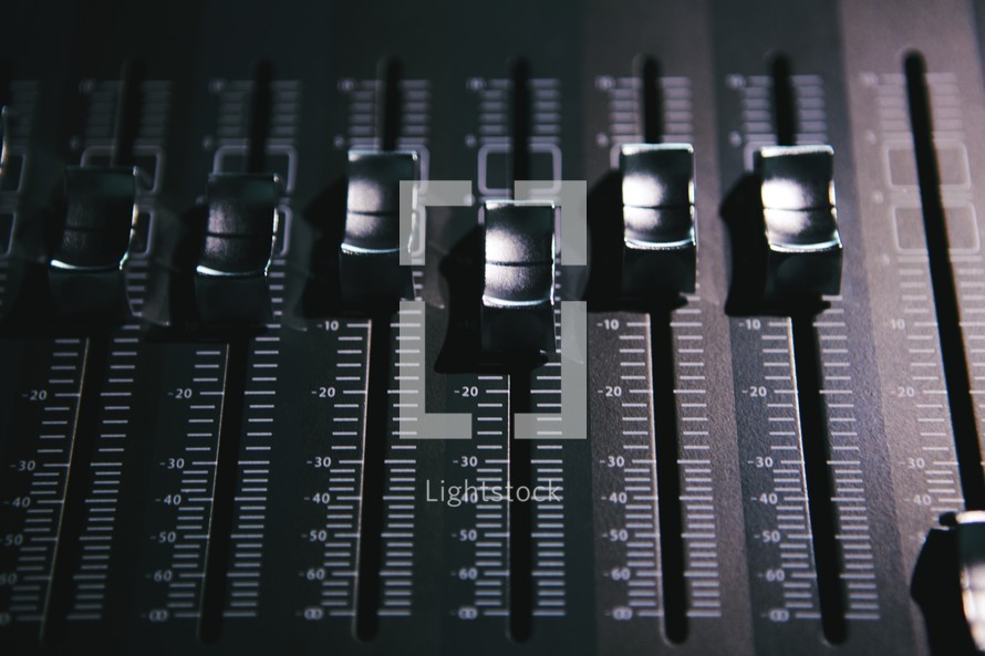 control keys
