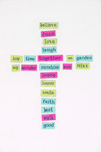cross of words