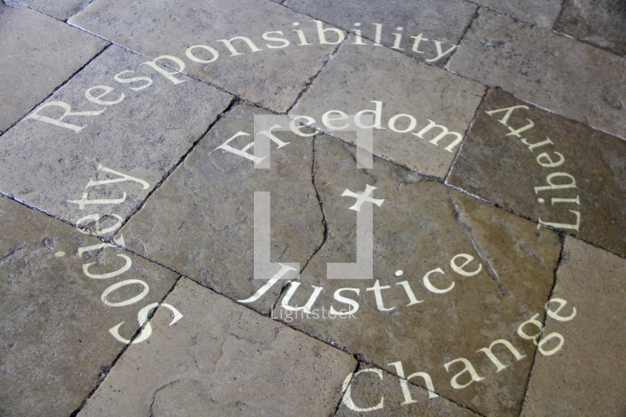 freedom, justice, change, liberty, society, responsibility