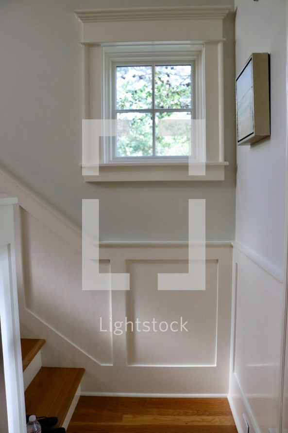 stairs in a house