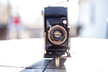 antique projector camera