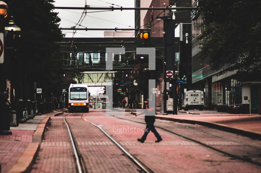 public transit in Dallas