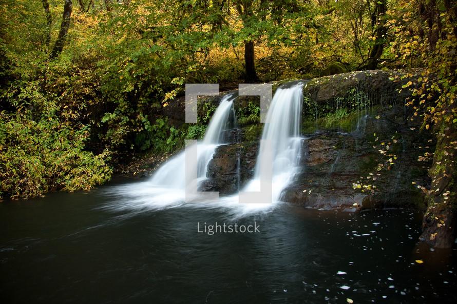 McDowell Creek Falls