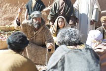 Disciples Fleeing Persecution