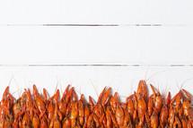 crawfish border