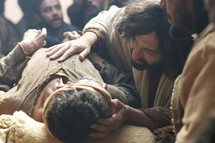 The Healing Of The Paralytic