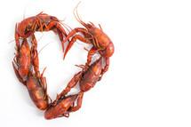 crawfish heart