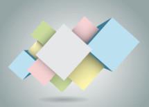 rhombic figure graphics