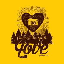 Fruit of the Spirit, love, Galatians 5:22