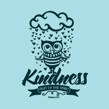 Kindness fruit of the spirit, Galatians 5:22