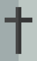 simple cross icon