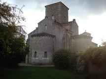 old quiet church