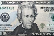 Andrew Jackson, money, cash, $20, twenty dollar bill, background, American Currency