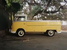 A VW truck