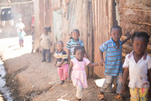 innocent children in Africa