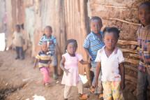 innocent children in Kenya