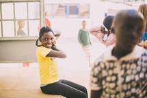 young children in Kenya