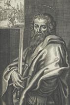disciple Saul