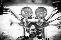 motorcycle gages
