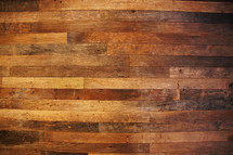 Wood texture salvaged lumber floor boards