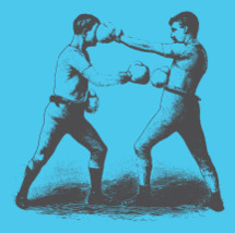 boxing illustration