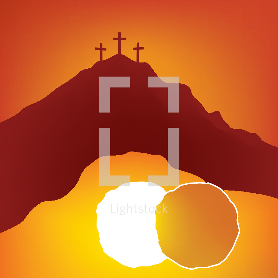 The Cross and the Empty Tomb