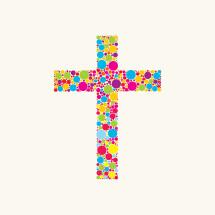 dots cross