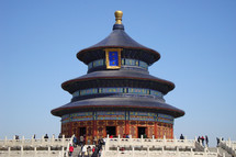 Chinese Temple of Heaven