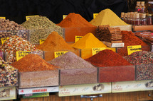Spice stand