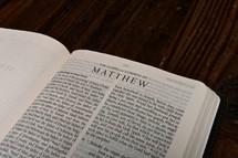 Scripture Titles - Matthew