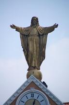 Statue of Christ, Shenzhen Catholic Church