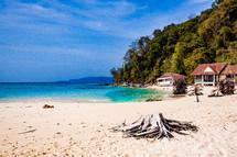 beach in Southeast Asia