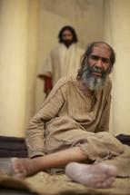 Jesus Heals a sick man