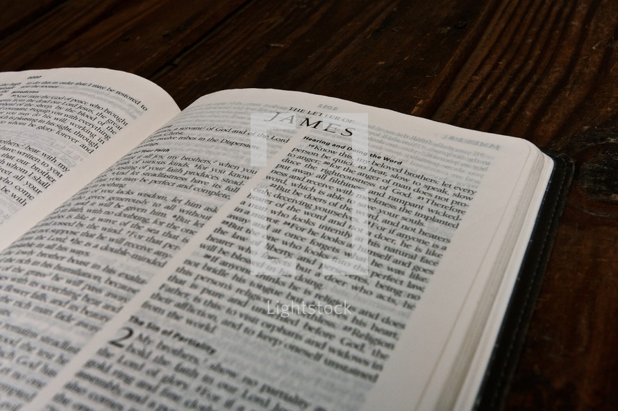 Scripture Titles - James