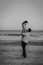 in love - engagement portrait