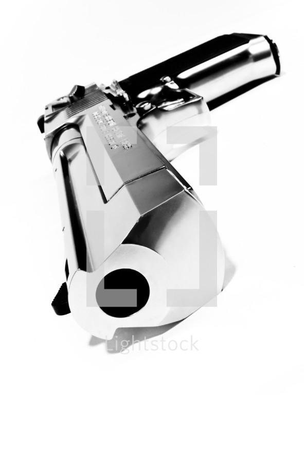 Desert Eagle .50 pistol