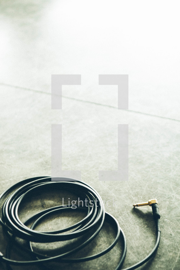 amp cord