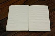 open journal - tablet