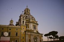 church in Rome Italy
