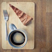 Cake & Coffee Square