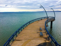 unique pier