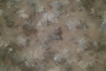 brown brush strokes background