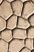 rounded pavers