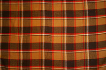 plaid blanket background