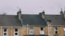 Rainfall on a roof