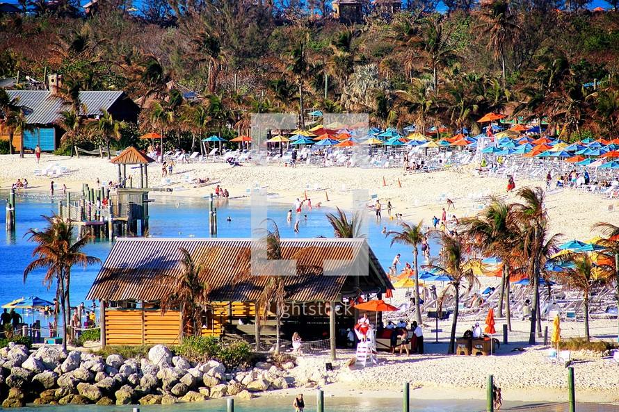 Cast Away Cay Disney